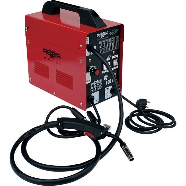 MIG Schweißgerät (ohne Gas) [230 V 60-105 A]